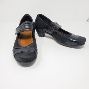 Naot Black Mary Jane Shoes